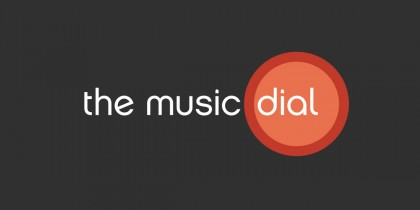 The Music Dial identity