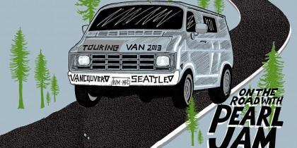 Touring Van 2013 documentary