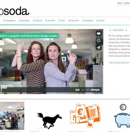 Subsoda website