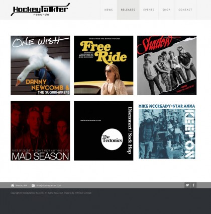 HockeyTalkter website