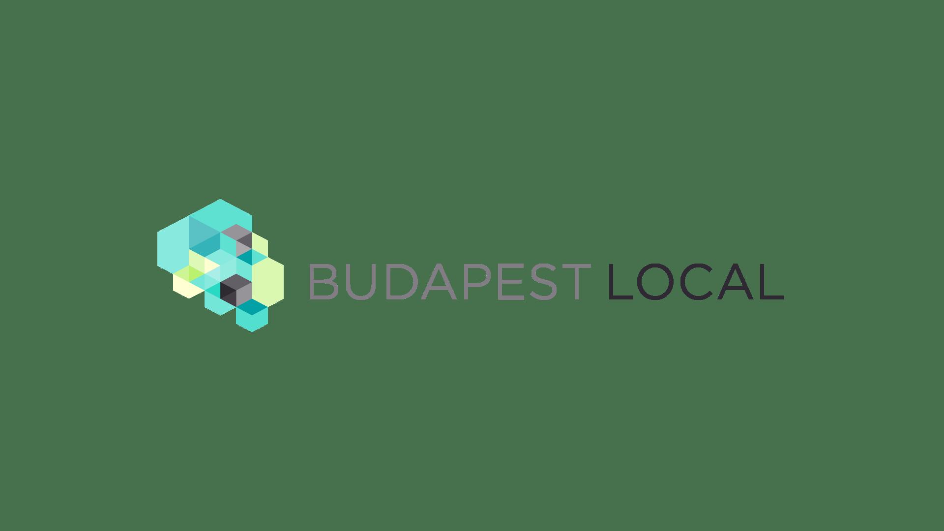 Budapest Local logo