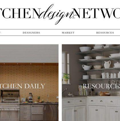Kitchen Design Network website