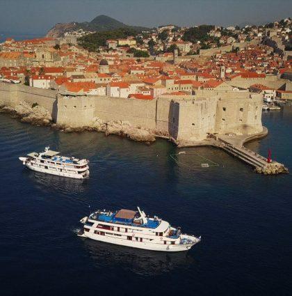 Key to Croatia